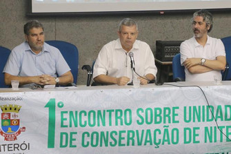 Desafios para unidades de conservação urbana em Niterói