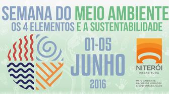 SMARHS lança programação da Semana do Meio Ambiente 2016