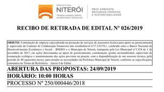 Edital Nº026/2019 - Assessoria Técnica