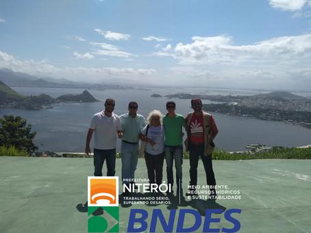 1ª Visita Técnica do Projeto BNDES
