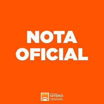 Nota oficial de licenciamento de empreendimento no bairro da Boa Viagem
