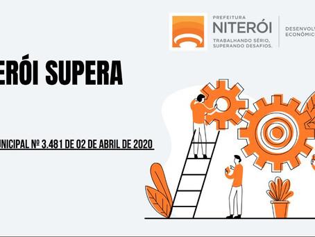 Prefeitura de Niterói divulga termos e condições dos projetos Niterói Supera e Programa Empresa Cida