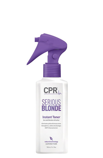 CPR SERIOUS BLONDE - Instant Toner 180ml