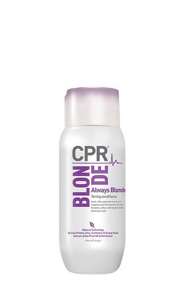CPR BLONDE: Always Blonde Conditioner