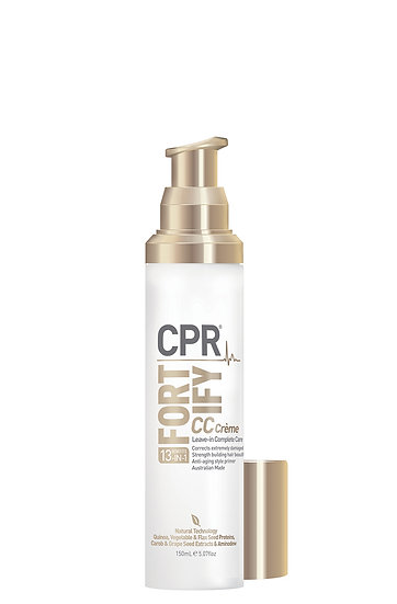 CPR FORTIFY: CC Creme Complete Care