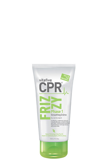 CPR FRIZZY Solution: Phase 1 Smoothing Creme