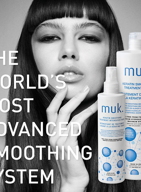 Muk Keratin Smoothing Treatment