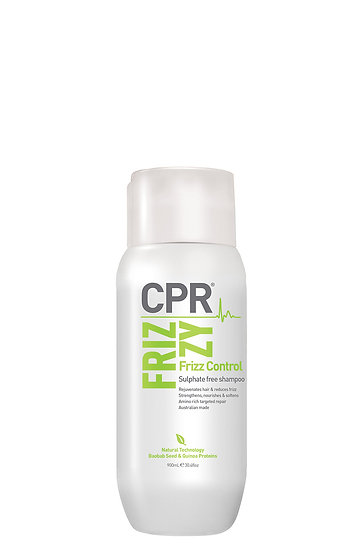 CPR FRIZZY: Frizz Control Shampoo