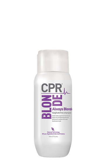 CPR BLONDE: Always Blonde Shampoo