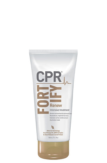 CPR FORTIFY: Renew Omega Rich Treatment