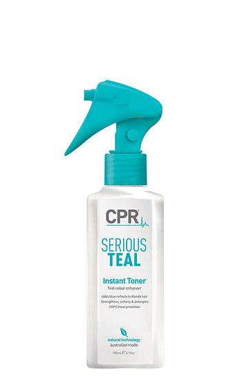 CPR SERIOUS TEAL - Instant Toner 180ml