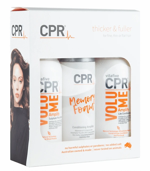 CPR Volume Solution - Trio Pack