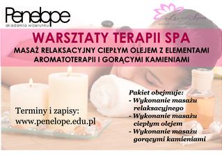 Warsztaty Terapii Spa