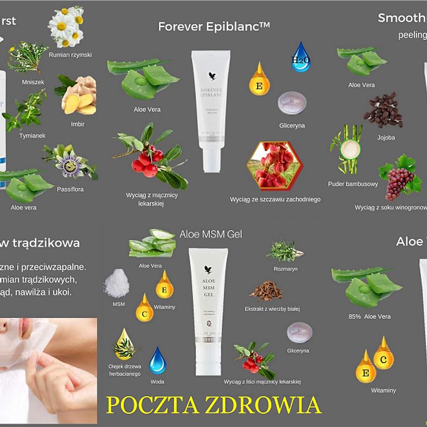 Kosmetyka naturalna - Zadbaj o swoją skórę, jak profesjonalistka
