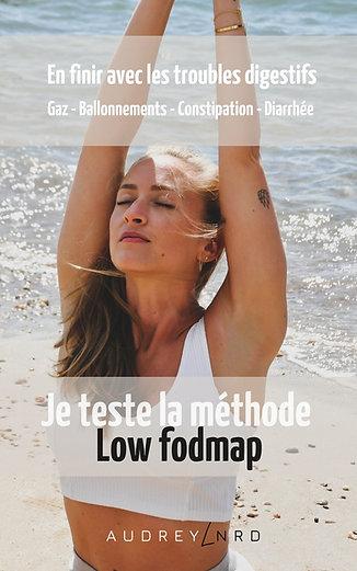 #1 EBOOK: 1 semaine Low fodmap