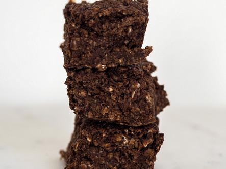 Brownies chocolat avoine (sans banane)