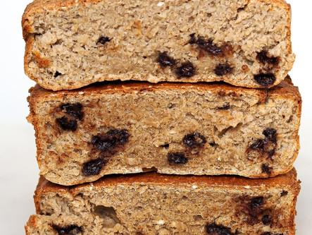 Bread banane avoine