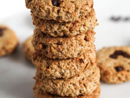 Cookies au beurre de cacahuète et avoine