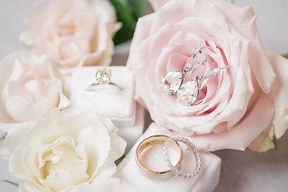 Floral + Rings