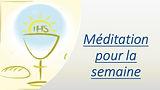 Vignette méditation pour le dimanche 13