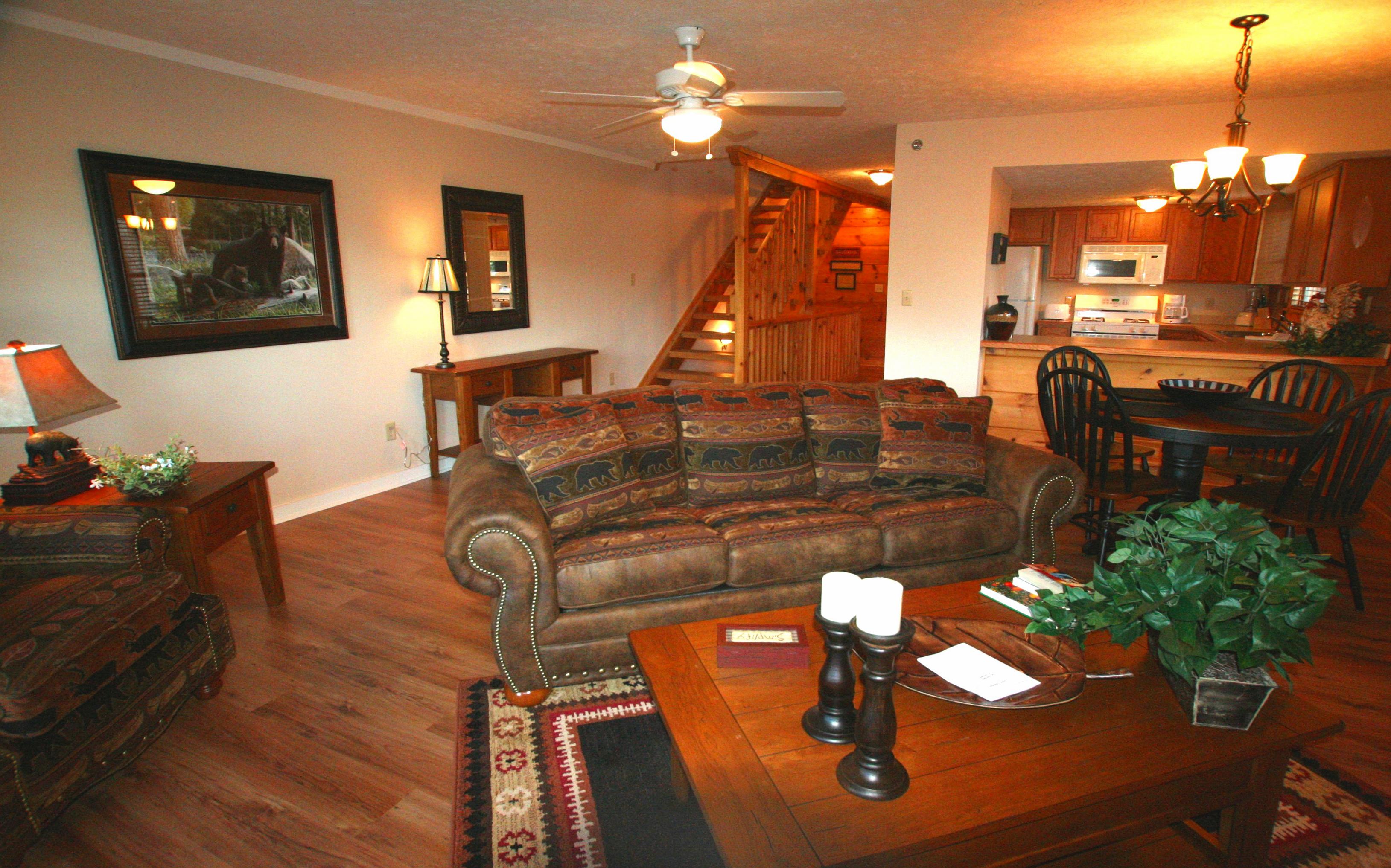 SUNSET Livingroom