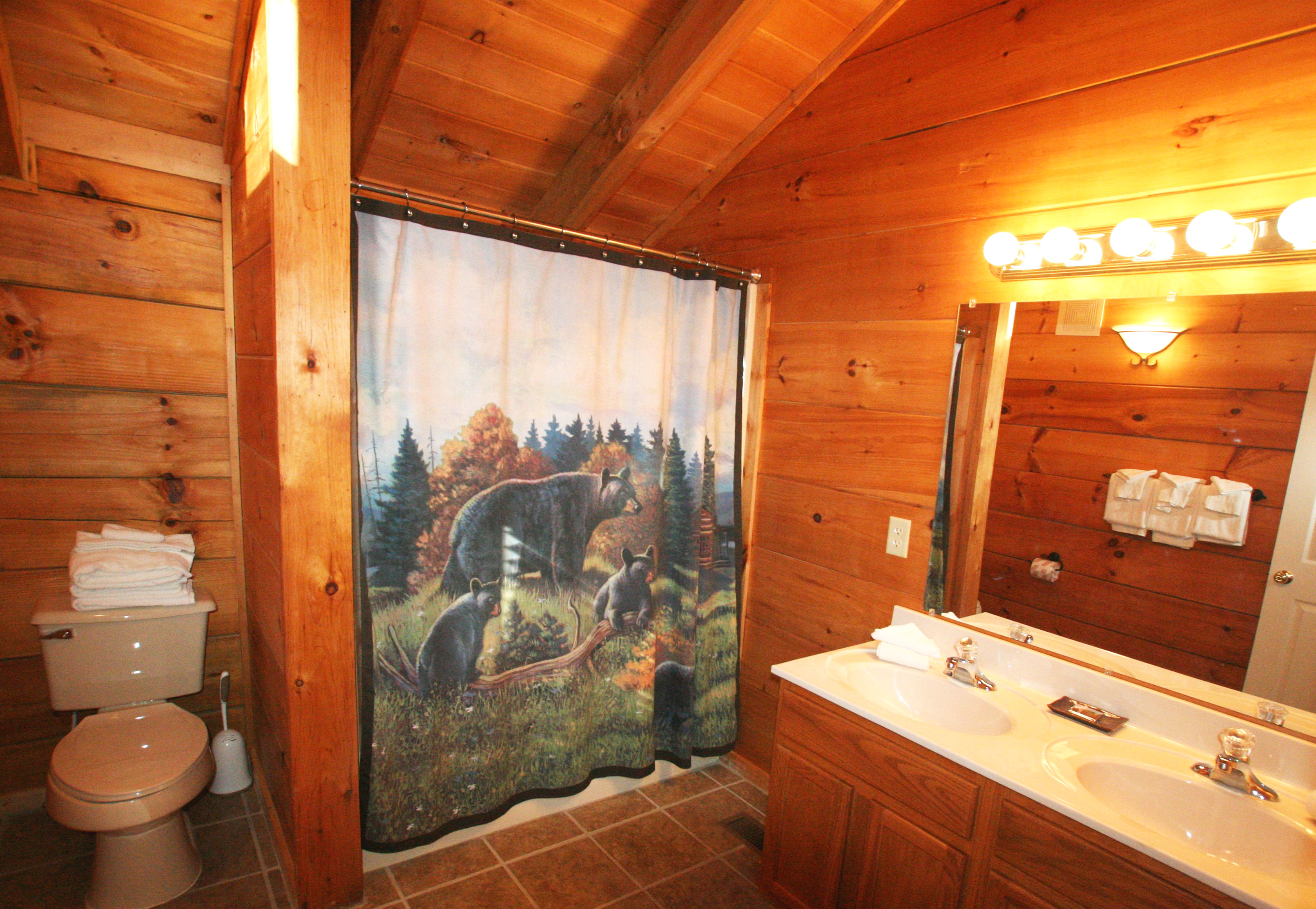 SUNSET Master Bath