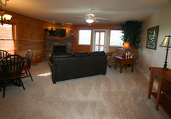 GREAT ESCAPE Livingroom