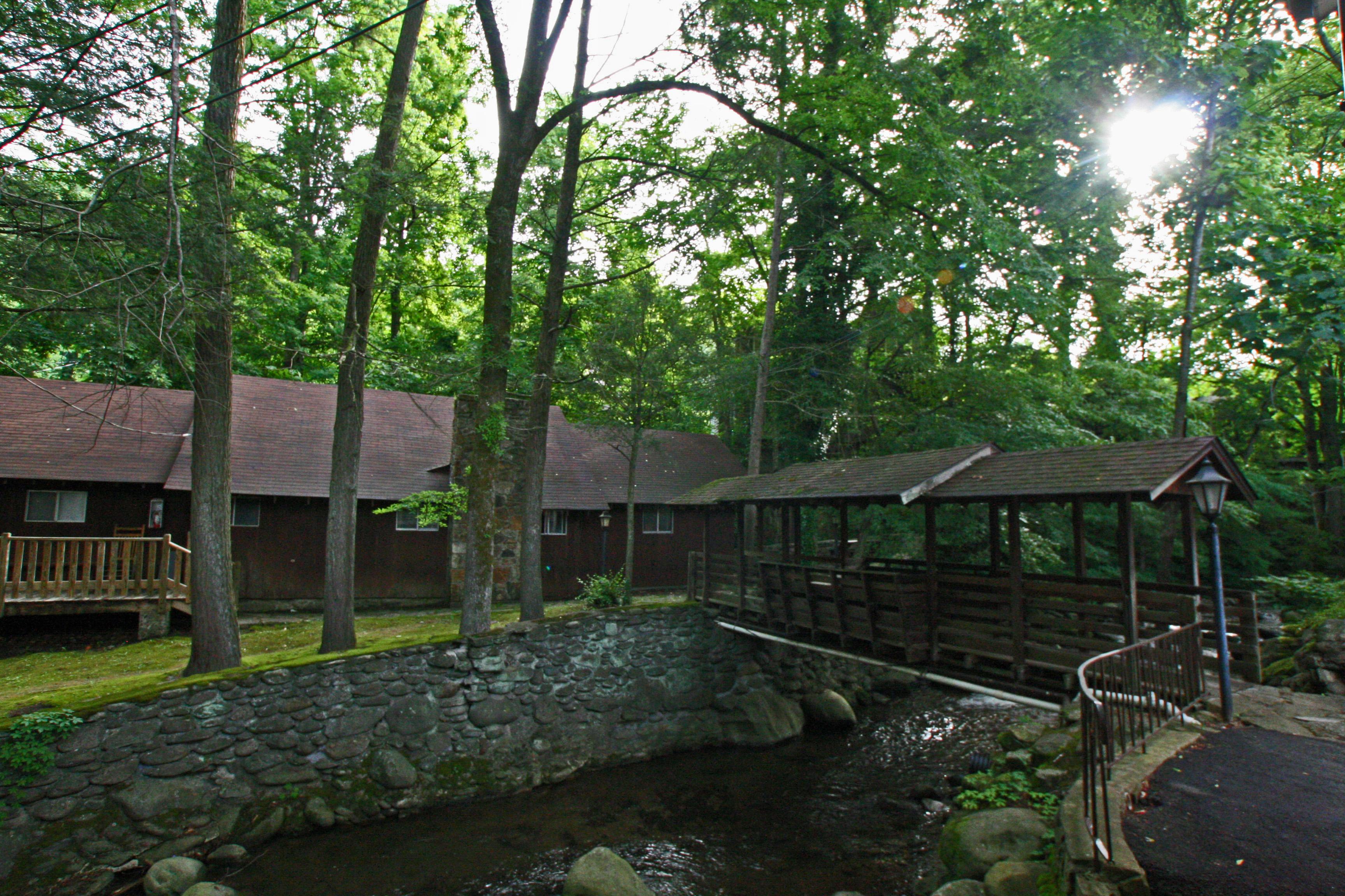 Brookside Cabin