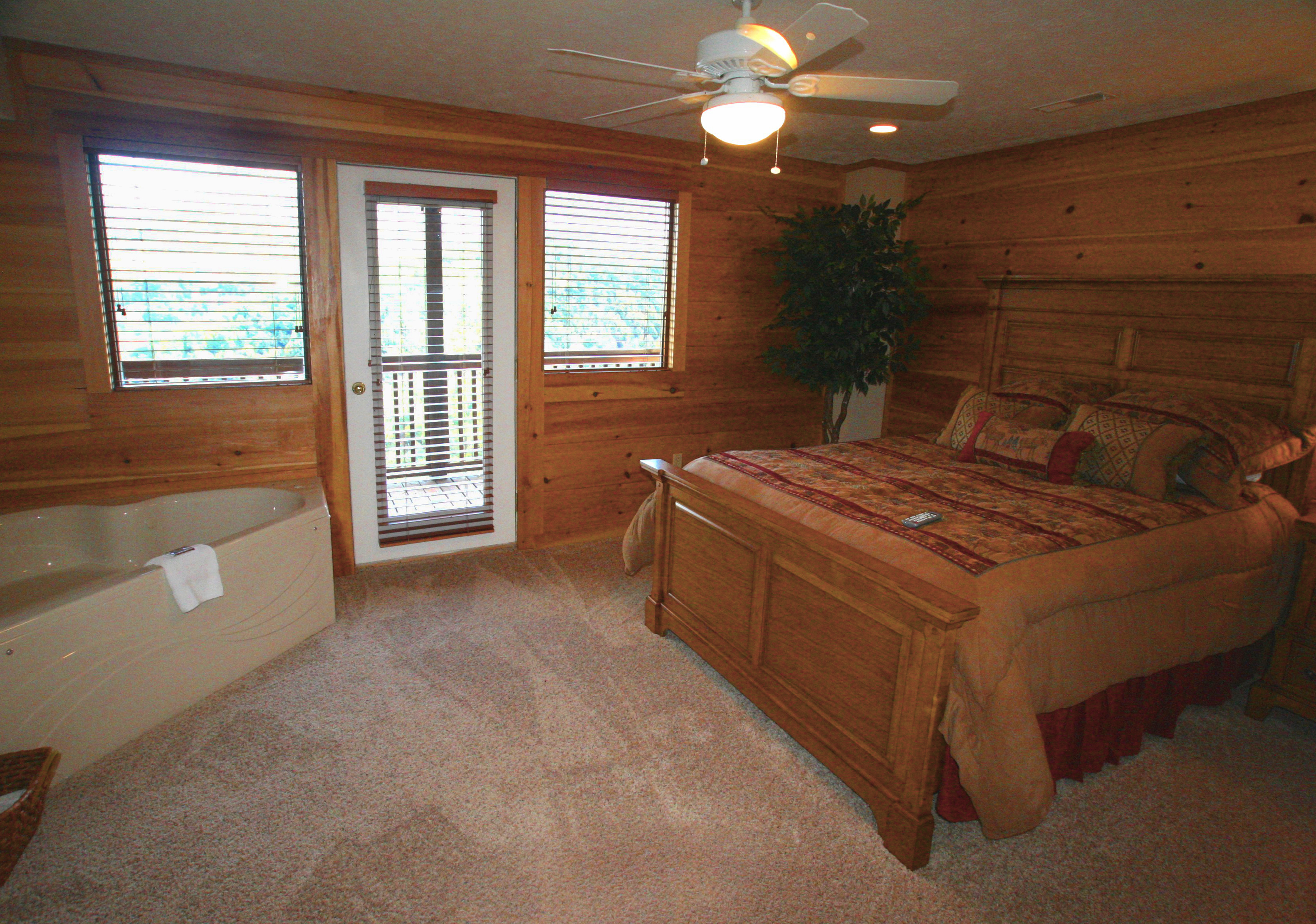 EAGLES NEST Bedroom 2