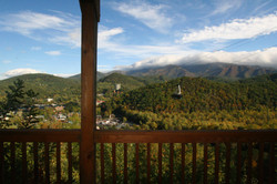 GREAT deck view