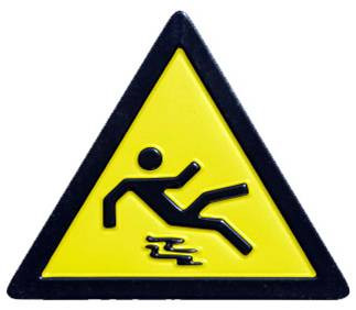 Concrete Expert Witness:  Slip and Fall Resistance of Flooring Surfaces