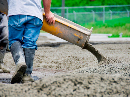 Concrete Pours and Concrete Expert Witness