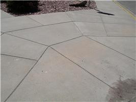 Control Joints and Concrete