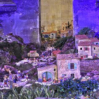 crèche provençale d'Avignon