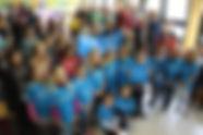 Regenbogenschule aktiv für UNICEF