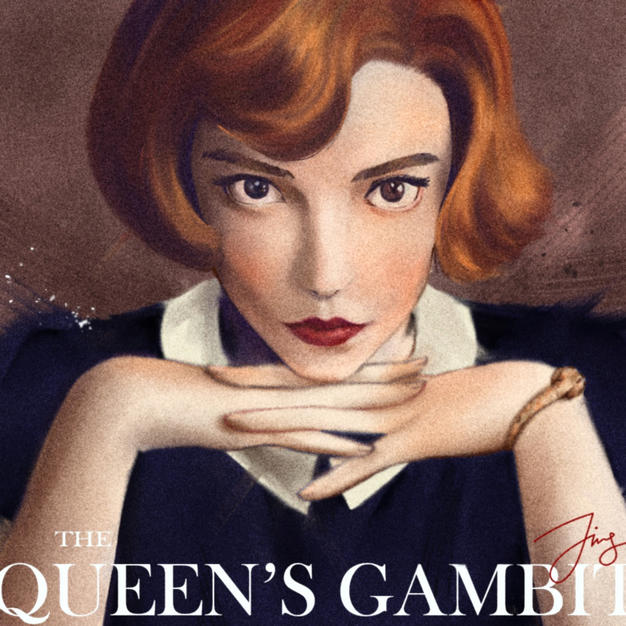 "DRAMA COLLECTION ""THE QUEEN'S GAMBIT"""