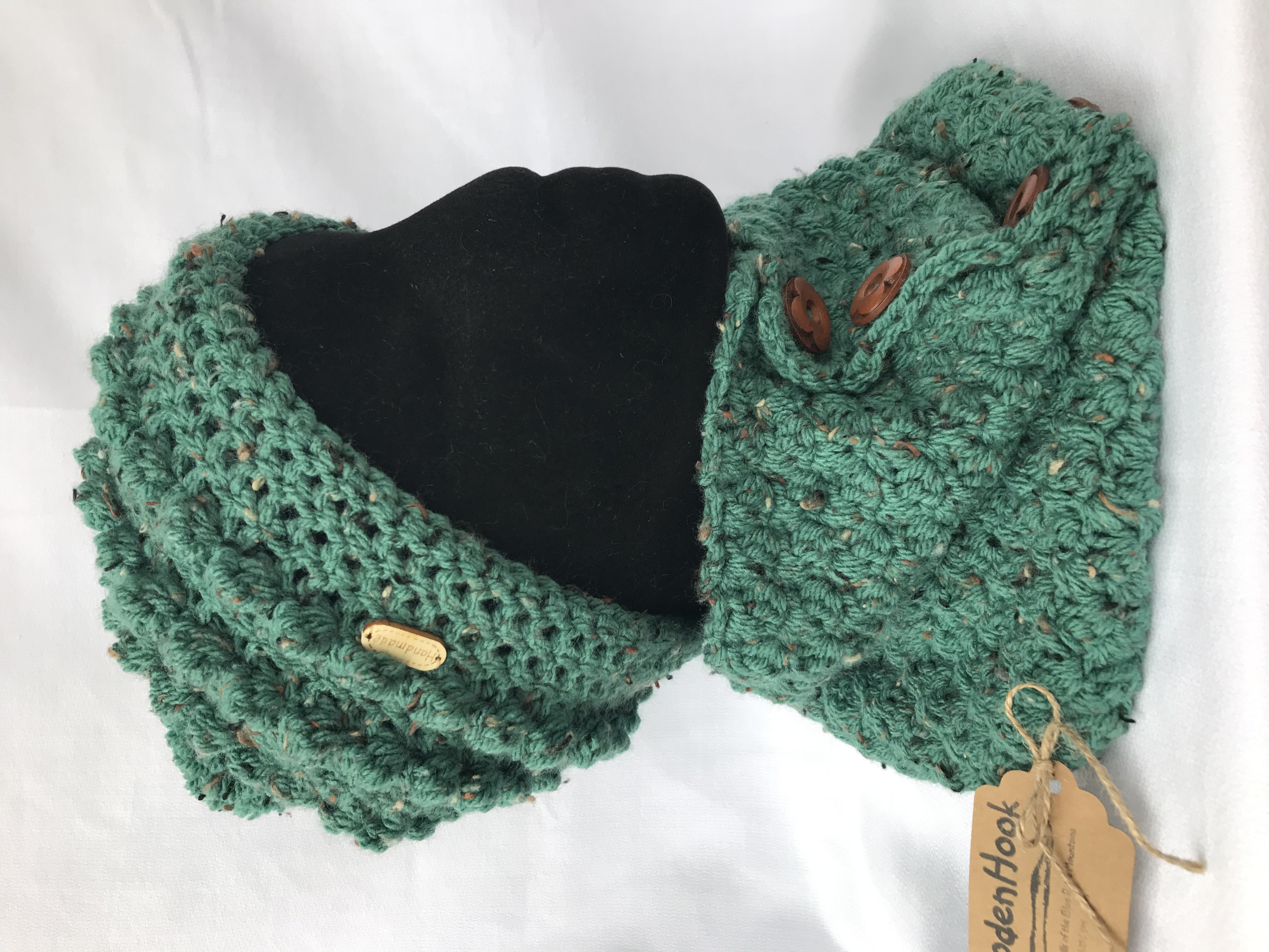 Bobble and Cowl