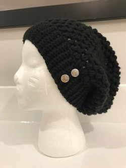 Slouchy Hipster Beanie