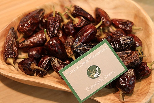 Whole Cascabel Chili Peppers - Gourmet Dried Peppers