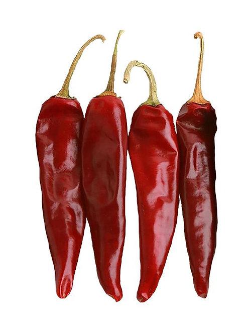 NuMex New Mexico Junie Hot Pepper Organic Seeds