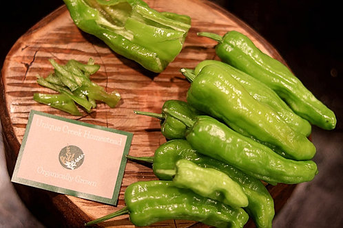 Organic Pepperoncini Seeds