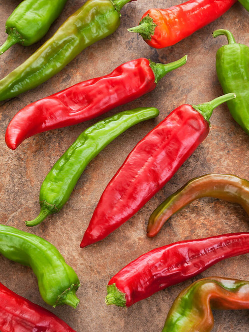 NuMex New Mexico Sandia Hot Pepper Organic Seeds