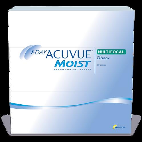 1 Day Moist Multifocal (90) Pack