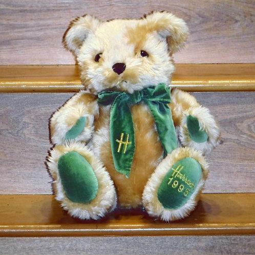 1995 Harrods Christmas Bear - Andrew