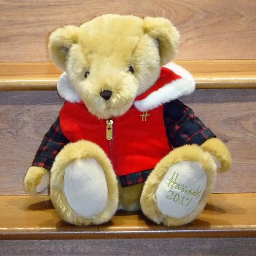 2017 Harrods Christmas Bear - Bertie