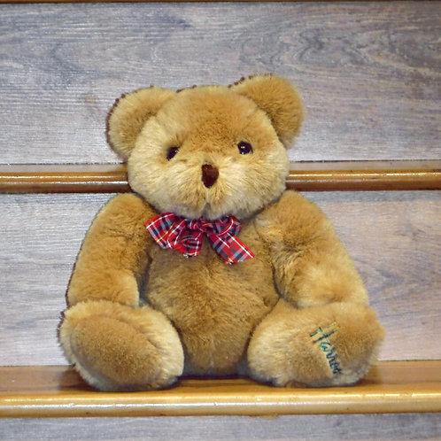 Harrods Light Brown Bear