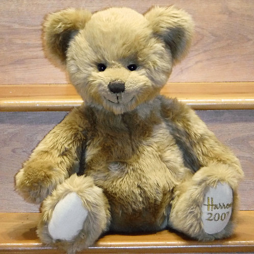 2007 Harrods Christmas Bear - Benjamin