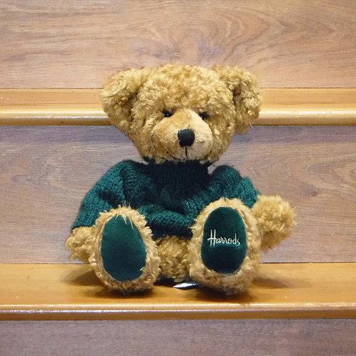 Harrods Christmas Bear 1994 - HAMISH