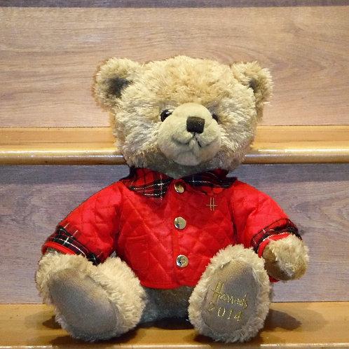 2014 Harrods Christmas Bear - JASPER