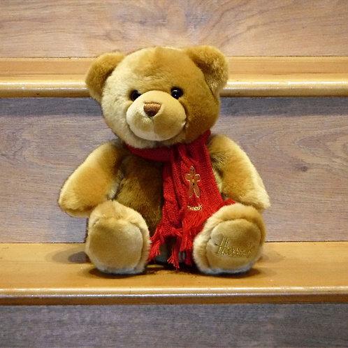 2009 Harrods Christmas Bear - Maxwell